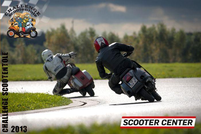 Challenge Scootentole