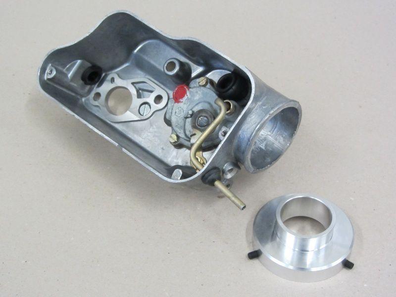 Vespa Polini 210, bgm PRO 60mm ,Dellorto SI26 – Tuning Test engine