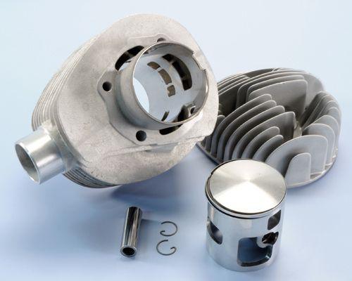 Zylinder Polini 221 Alu Vespa PX200