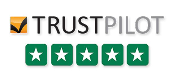 Bewerte uns bei Trustpilot