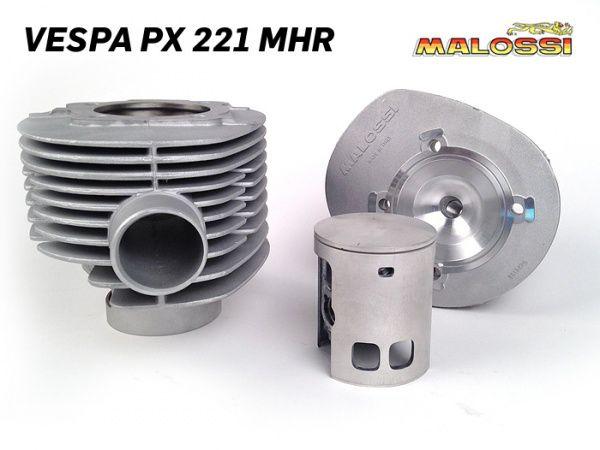 221ccm MALOSSI MHR Zylinder f?r Vespa PX