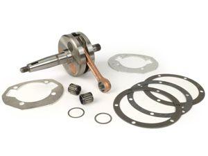 Kurbelwelle+BGM+Pro+HPC+58mm+Hub+110mm+Pleuel+Lambretta+DLGP+125cc+175cc+200cc+225cc+250cc