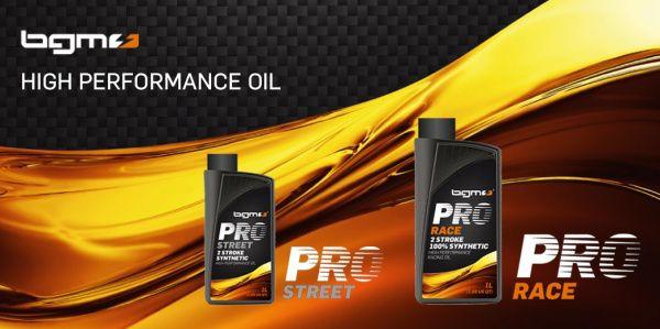bgm high performance oil