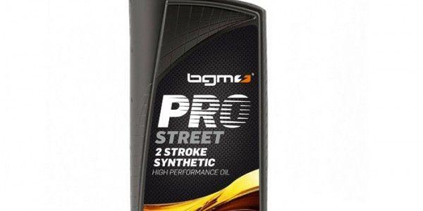 bgm PRO STREET 2-T ÖL