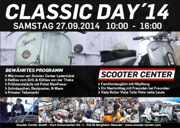 Vespa Lambretta Classic Day´14