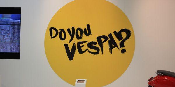 Intermot 2014 Teil 1 Vespa Scomadi PM-Tuning Bell