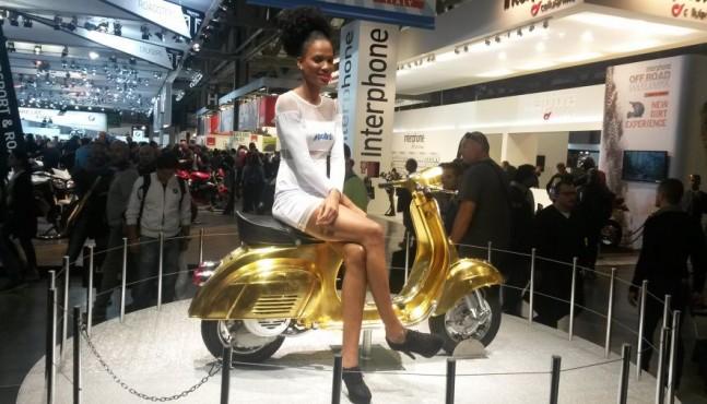 EICMA 2014 Internationale Zweiradmesse in Mailand