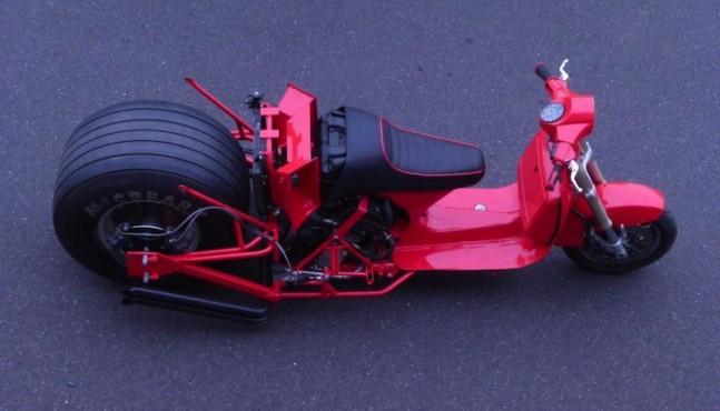 Vespa 170PS Dragster