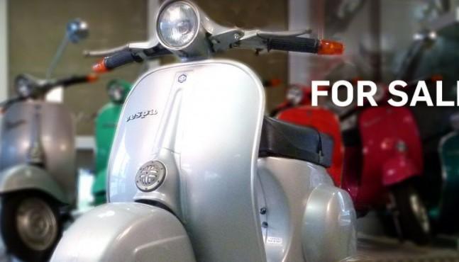 Vespa V50 S Rundlenker zu verkaufen