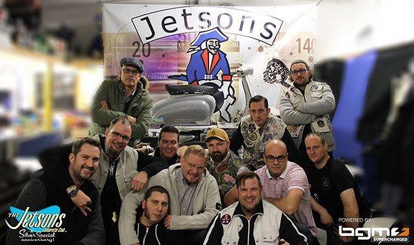 Jetsons Lambretta Club