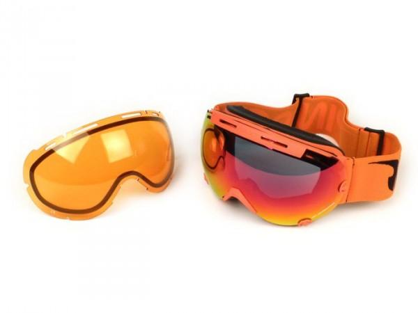 Skibrille goggles pinlock subzero