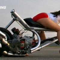 Motorschwinge Piaggio Maxi, Gilera Runner