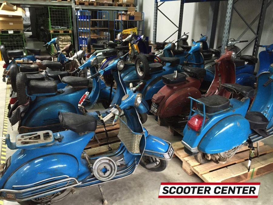 vespa roller zum restaurieren zu verkaufen scooter center scootershop rollershop blog. Black Bedroom Furniture Sets. Home Design Ideas