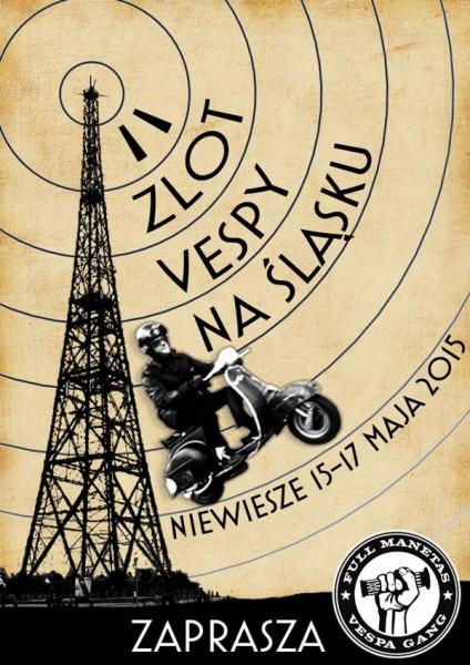 Vespa Treffen Polen Oberschlesien