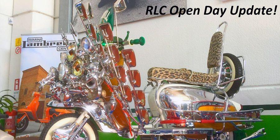 rimini lambretta centre open day