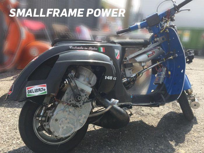 Vespa Sallframe Power