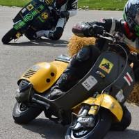 bgm Pro Vespa Stossdampfer Vespa-Rennen Motorsport
