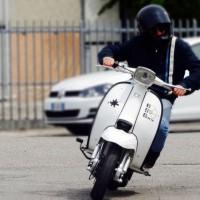 Lambretta Scooter Center Italien
