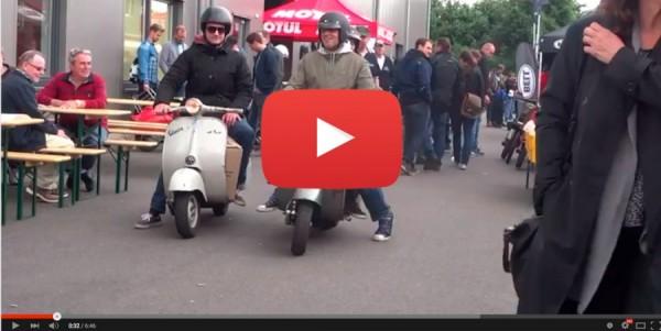 Classicday Vespa Lambretta Video