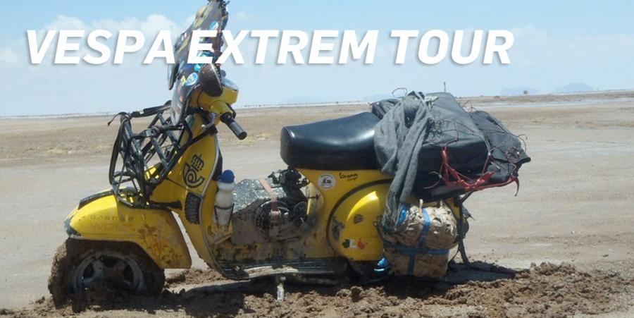 Vespa Extrem Tour