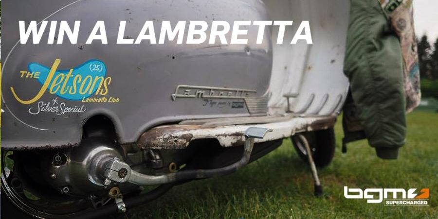 Win a Lambretta