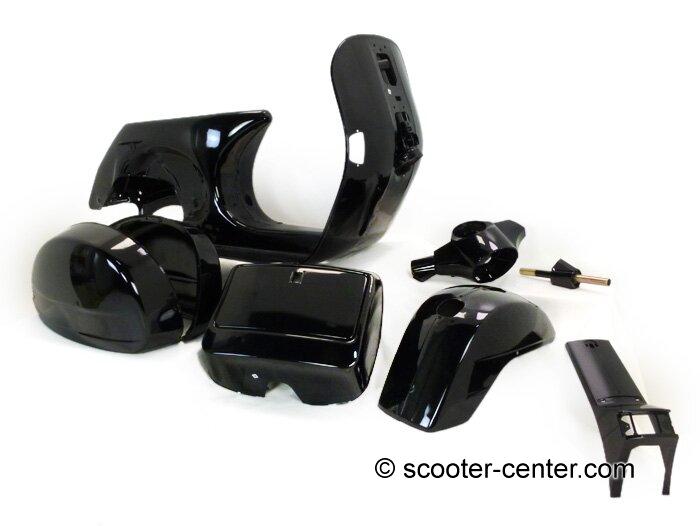 neuer lml rahmen statt nur eine neue lackierung scooter. Black Bedroom Furniture Sets. Home Design Ideas