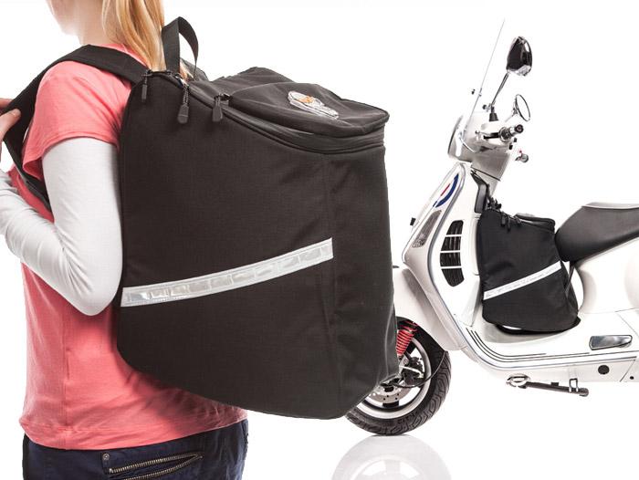 praktische Vespa Tasche