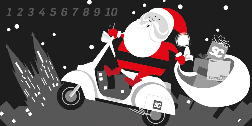 Dein Weihnachtseinkauf beim Scooter Center