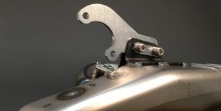 Auspuff -BGM PRO Clubman V3.0- Lambretta Serie 1-3 - unlackiert Artikelnr. BGM2105U3