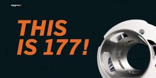 BGM177 der Zylinder f?r Vespa PX