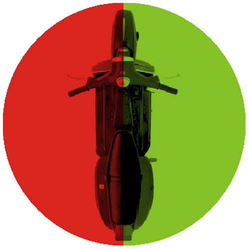 Silentblock-Set Motor -BGM PRO- Vespa Small- und Largeframe