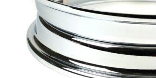 Felge -BGM ORIGINAL- Lambretta LI Serie 1-3, LI S, SX, TV Serie 2-3 - chrom Artikelnr. BGM7960C