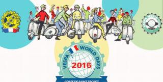 Video Vespa World Days Gerade schaut alles nach Frankreich, erst die Vespa World Days und jetzt die Fu?ball Europameisterschaft. Wir haben hier das Video der VWD?16 f?r dich: