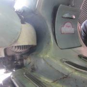 Test Pinasco Zylinder Vespa Wideframe