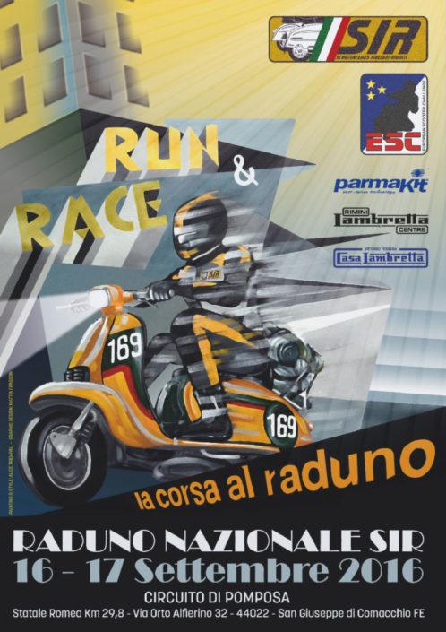 RUN & RACE – la Corsa al Raduno 2016