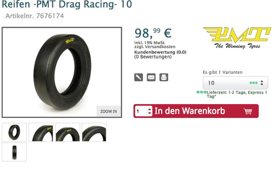 Reifen -PMT Drag Racing- 10