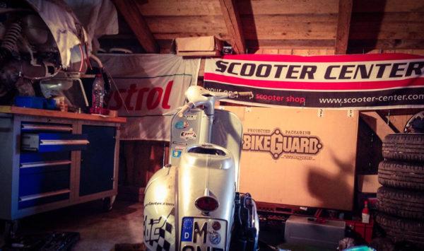 Scooter Center zu Halloween 2016