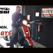 Vespa GTS Malossi Tuning