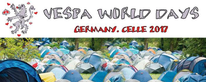Vespa World Days Camping