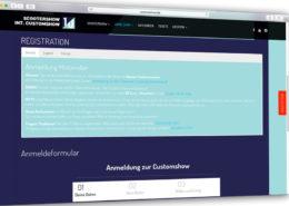 Update zur Customshow ROLLER ZUR SHOW ANMELDEN Wir haben die Anmeldung f?r die Customshow optimiert: -> http://www.scootershow.de/customshow-anmeldung/ BEREITS ANGEMELDET? Du hattest Dich schon angemeldet? Schau doch bitte, ob Deine Anmeldung hier angekommen ist: -> http://www.scootershow.de/customshow-anme?/anmelde-probleme/ H?NDLER / TEILEVERKAUF Anmeldung f?r H?ndlerst?nde jetzt m?glich: -> http://www.scootershow.de/?/anmeldung-haendler-teilestaende/