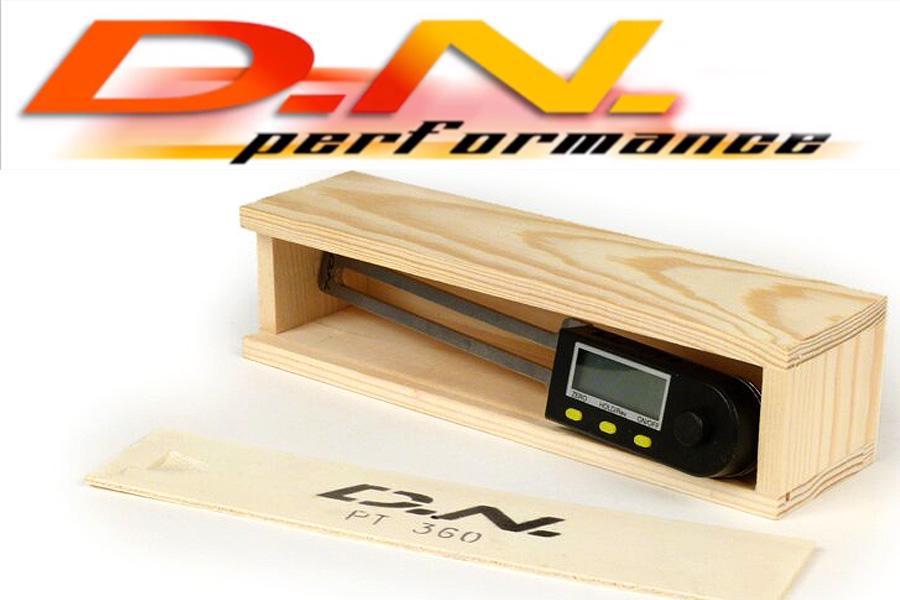 D.N.performance Digital Steuerzeiten-Messgerät PT360