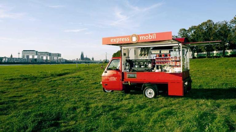 Espresso Ape in Köln am Rhein