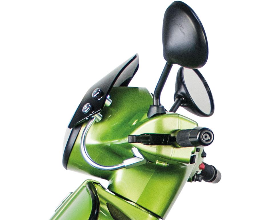 Vespa Windschutzscheibe MOTO NOSTRA lieferbar