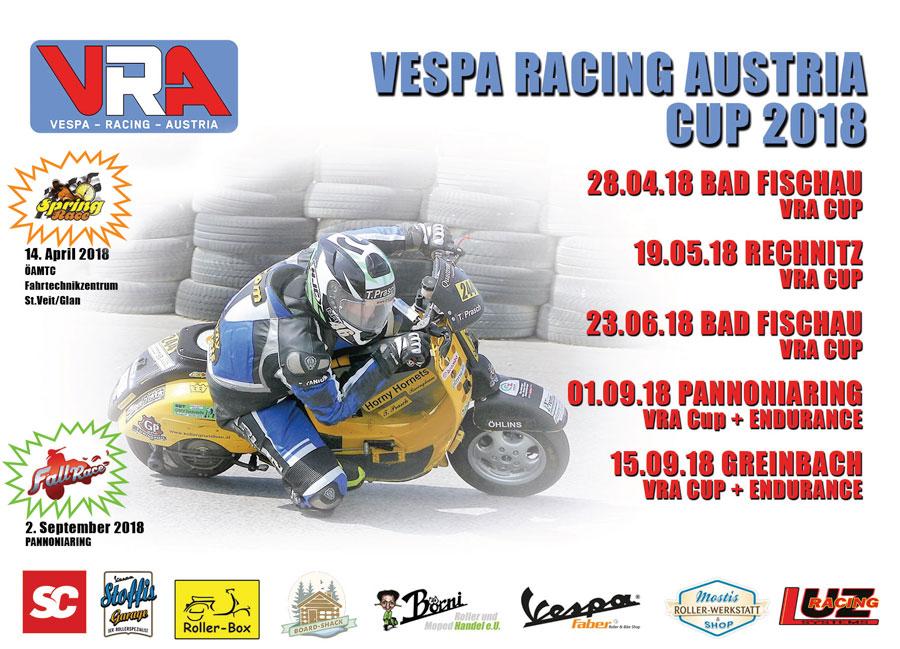 Vespa Racing Austria Cup