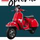 Vespa PX Specials Produkt Flyer