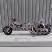 Scooter Center Sprinter Motorroller Ausstellung