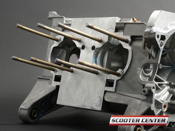 Scooter Center Twin Sprinter Doppelzylinder Motorroller