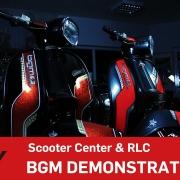 Scooter Center Lambretta bgm Testbikes