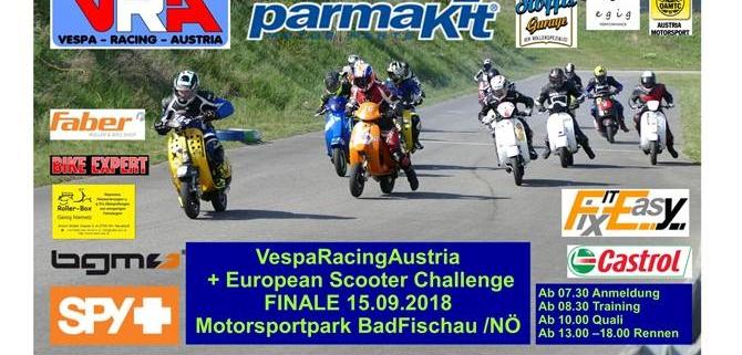 Vespa Racing Finale