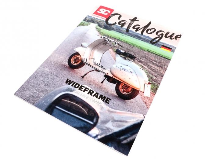 Vespa Wideframe Tuning Katalog